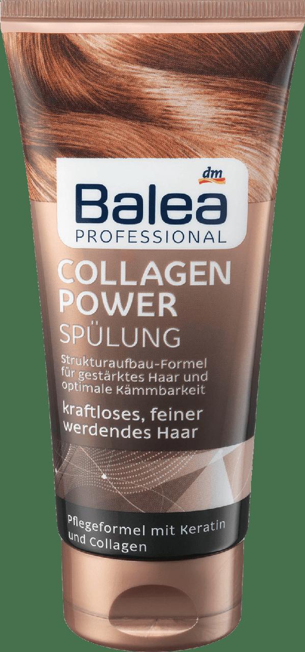 Бальзам - ополаскиватель Balea Professional Collagen Power, 200 ml.