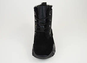 Ботинки замшевые зимние спорт Prima 2102, фото 3