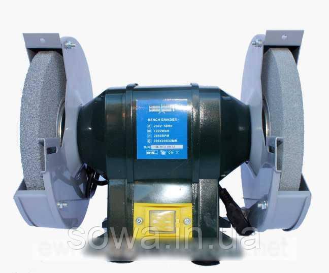 ✔️ Точило Euro Craft BG 205 • Точильный станок