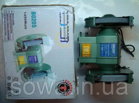 ✔️ Точило Euro Craft BG 205 • Точильный станок, фото 2