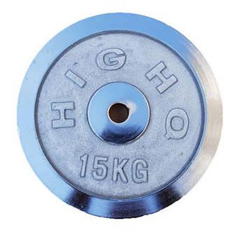 Млинці( диски) хром, 15кг