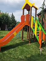 Игровые детские площадки: способ коммуникации, укрепления тела и разума