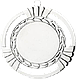 Медаль наградная 90мм. D62, фото 2