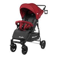Коляска прогулочная Strada Apple Red, красная, Babycare (CRL-7305 Apple Red)