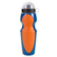 Бутылка для воды фигурная, PE002, цвета в ассортименте