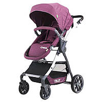 Прогулочная коляска Cross, сиреневая, BabyTilly (T-171(L) Purple)
