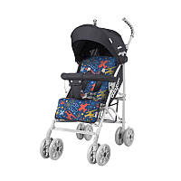 Коляска прогулочная Walker, серая, Babycare (BT-SB-0001/1 Grey)