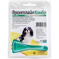 Merial Фронтлайн Комбо S капли для собак от 2 до 10 кг 1пипетка
