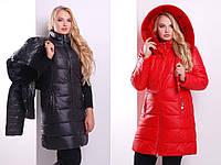 Женская куртка - двойка, фото 1