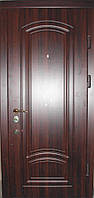 Входная дверь модель П5-351 темный орех