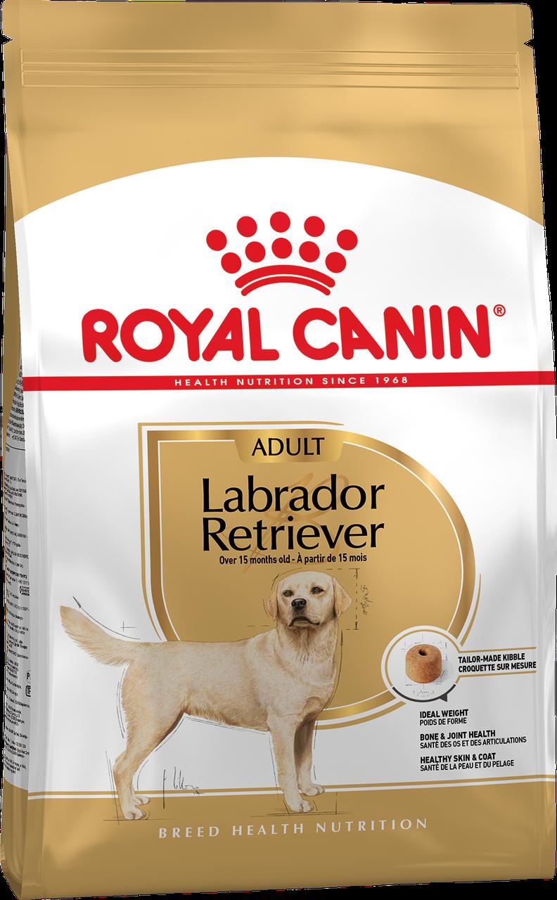 Корм для собак породы лабрадор-ретривер Royal Canin LABRADOR ADULT 12 кг