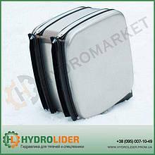 Бак гидравлический (гидробак) бокового крепления 155 л железный (62*67*40)