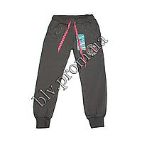 Подростковые трикотажные брюки пр-во Турция 5268