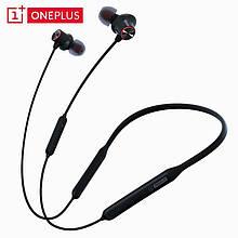OnePlus Bullets Wireless 2 Бездротові Bluetooth-Навушники (Black) (Olive Green)