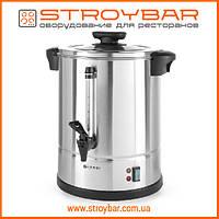 Кипятильник - кофеварочная машина с одиночными стенками, 12 л Hendi 211328