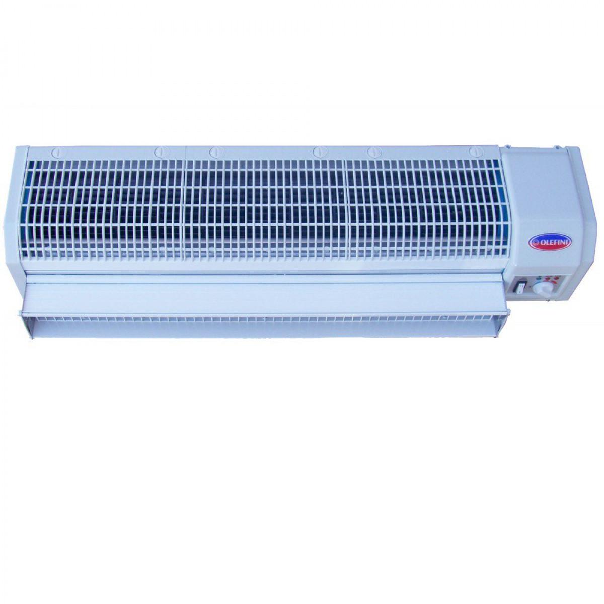 Воздушная тепловая завеса Olefini Mini-800S Intellect