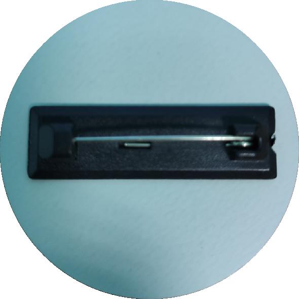 Значек первоклассника д.50 мм тыльник