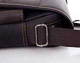 Мужская сумка. Сумка через плечо. Молодёжные сумки. Небольшая мужская сумка. Мужские сумки., фото 7