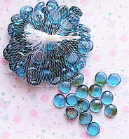 Декоративный стеклянный камень, Симона
