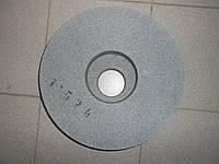 Абразивный круг шлифовальный (электрокорунд белый) 25А ПП 300х40х127 10 С2