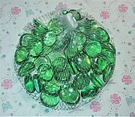 Декоративный стеклянный камень, Ольга