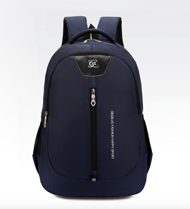Рюкзак для ноутбука Fashion Sport городской Синий