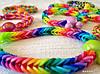 Резиночки для плетения браслетов с запахом Loom Bands Colorful , фото 3