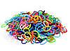 Резиночки для плетения браслетов с запахом Loom Bands Colorful , фото 4