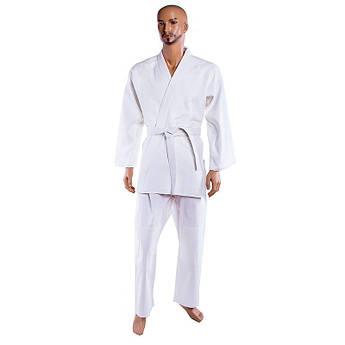 Кімоно дзюдо, біле, 10oz, 180 см..