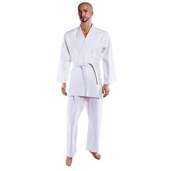 Кімоно дзюдо, біле, 10oz, 190 см..