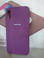 Чехол Silicone Cover для Samsung Galaxy M10