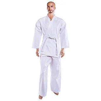 Кімоно карате, біле, 8oz, 180 см..