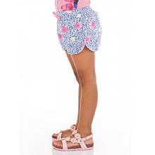 Детские шорты для девочки BRUMS Италия 151BGBL003 Голубой