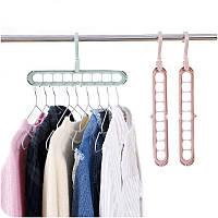 Вешалка-органайзер для одежды Wonder Hanger Magic Hanger Clothes ( Чудо-вешалка ) 2 шт в наборе
