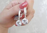Серебряные серьги арт. 22с251