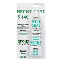 Силиконовый герметик белый RECHT S 140 50 г