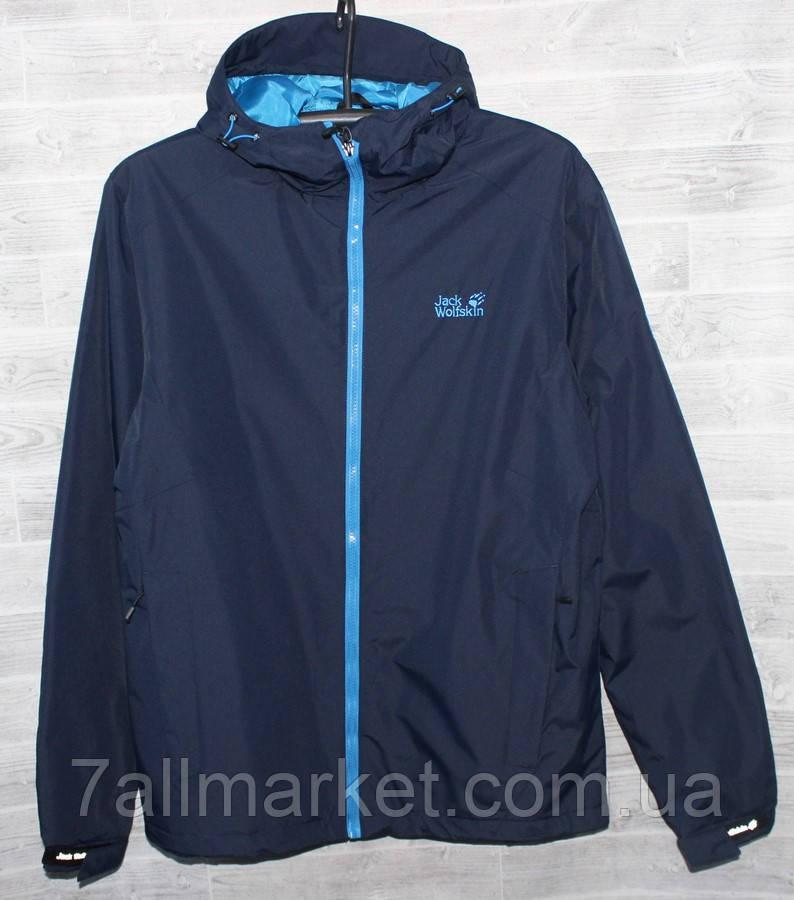 Куртка ветровка мужская Jack Wolfskin размеры M 3XL (5цв)