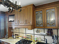 Стильная МДФ кухня, фото 1