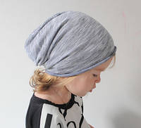 Легкие однослойные детские шапочки бини