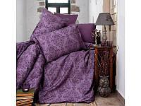 Комплект постельного белья Двуспальный Евро Сатин 200х220 Clasy Kavala v2