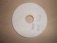 Абразивный круг шлифовальный (электрокорунд белый) 24А ПП 150Х4Х32 40 С1