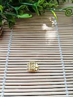Застежка на 2 нити, золото, 9х14 мм, фото 1