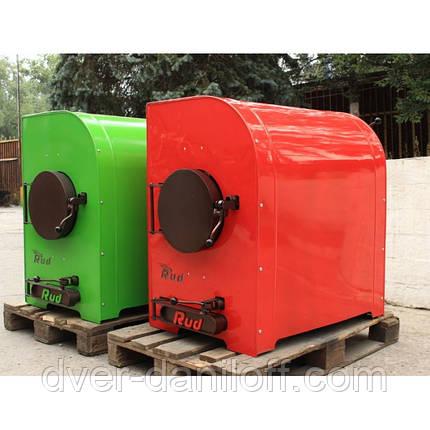 Буллерьян с водяным контуром, в утепленном корпусе от 10, 20, 30 кВт, фото 2