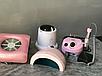 Набор для маникюра наращивания ногтей гель лака,лампа 48 вт,фрезер, фото 4
