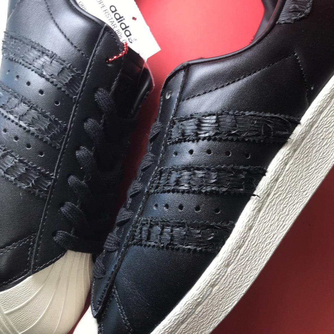Adidas Superstar 80s SNY Black White   ????????? ??????? ? ???????; ????? ????? Bigl.ua