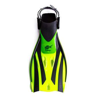 Ласти для плавання Dolvor F52JR Froggi L/XL(32-35) лимон.
