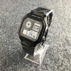 🔲 Casio AE-1200 Black 1006-1416