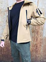 Куртка Military Soft Shell Coyote