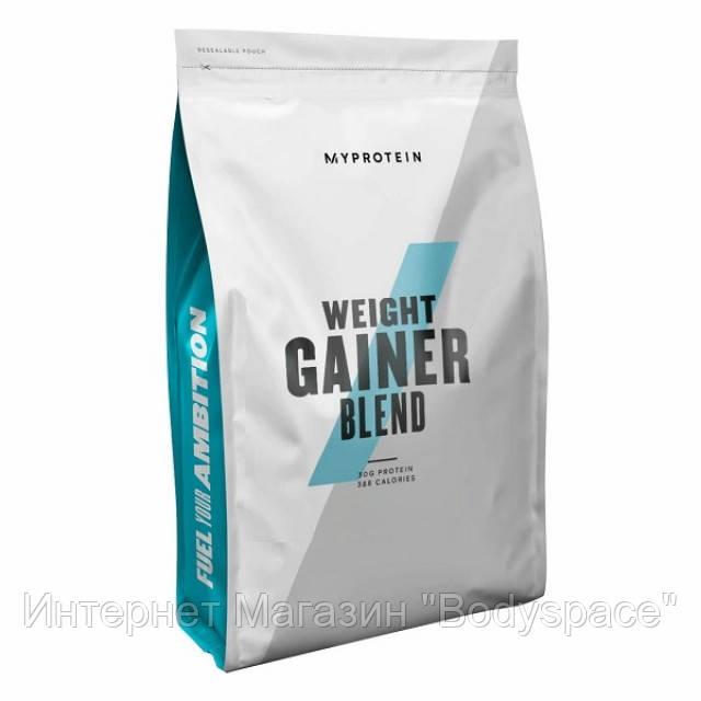 MyProtein Гейнер Impact Weight Gainer Blend, 2500 грамм