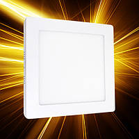 Накладной светильник 225x225 18W IP20, фото 1